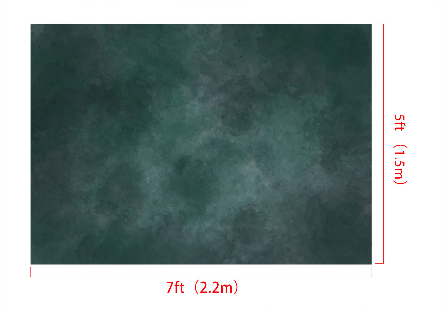 Load image into Gallery viewer, Kate Abstract Origin Teal Color Textured Backdrop Designed By Pine Park Collection