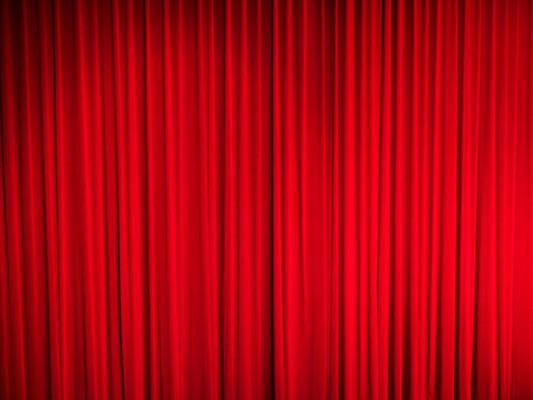 Katebackdrop£ºKate Red Curtain Party Photography Backdrop