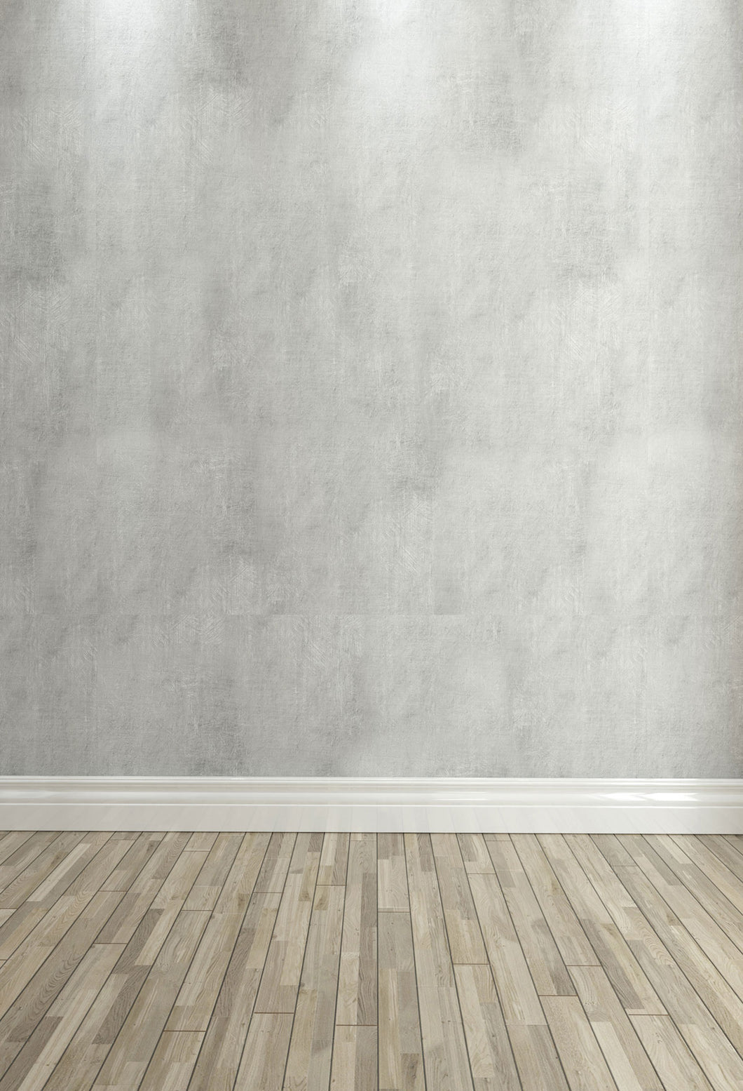 Kate Retro Gray Backdrop Wall Brown Floor for Children Photo