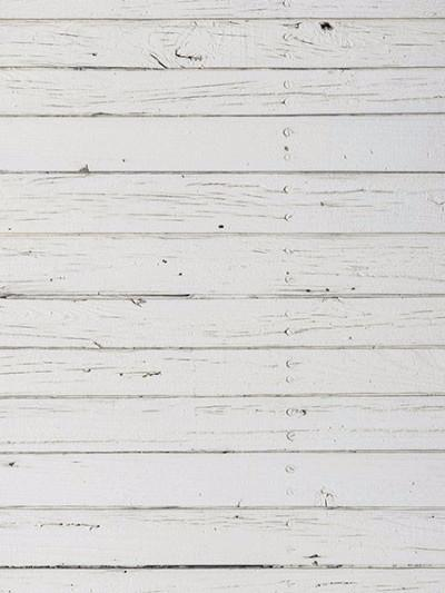 Katebackdrop£ºKate Retro Style White Wood Wall Photography Backdrop
