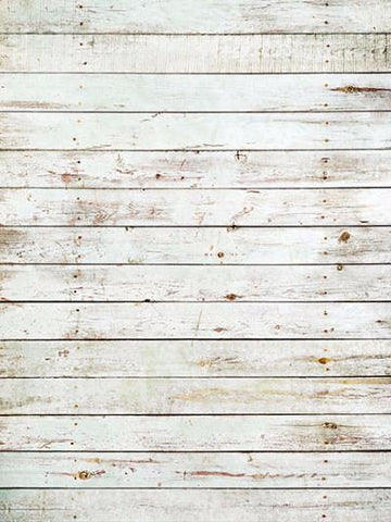 Katebackdrop:Kate Retro White Gray Wood Floor Backdrop For Children Photography