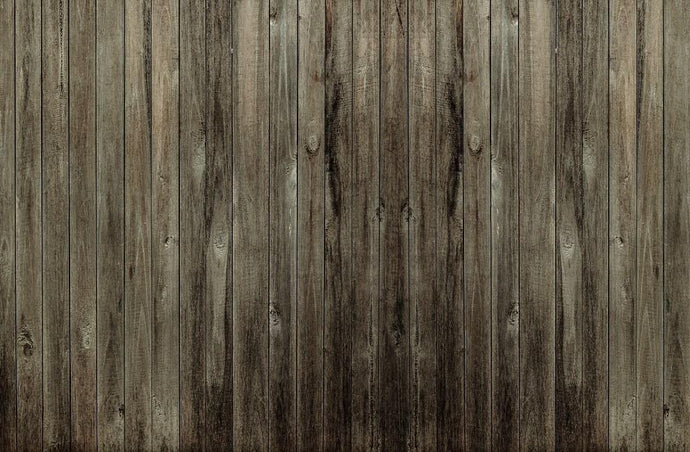 8x5ft(2.5x1.5m) Dark Gray Wood Rubber floor mat for photography - Kate backdrops UK