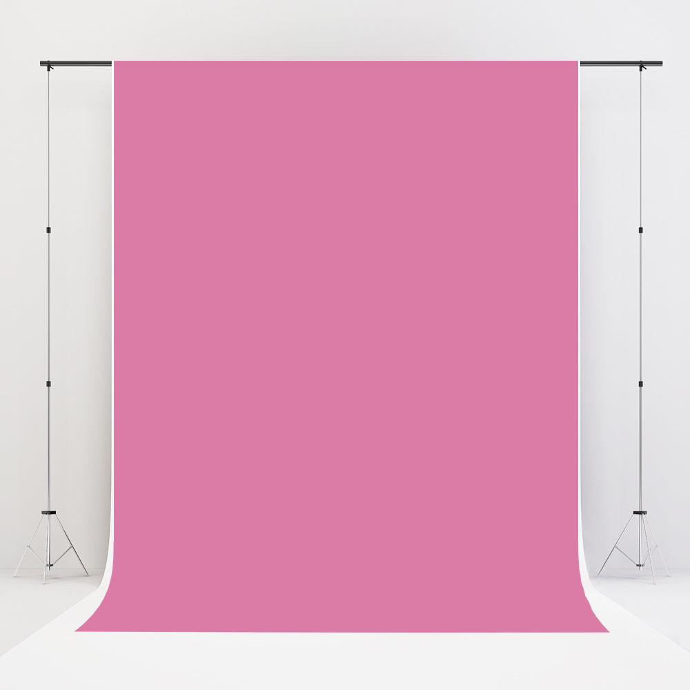 Load image into Gallery viewer, Kate Dusty Pink Solid Backdrop for Photographer Photography Fabric Background(HGCSB)