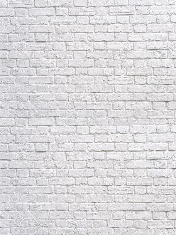 Katebackdrop£ºKate White Brick Children Backdrop for Photography or Party