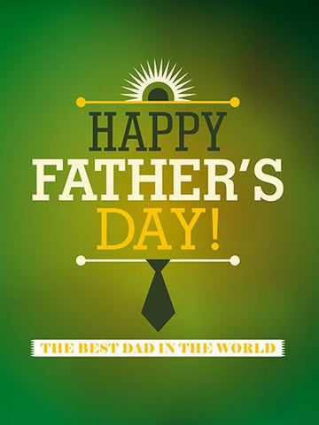 Katebackdrop:Kate Happy Father'S Day Soild Green Background For Photographyer