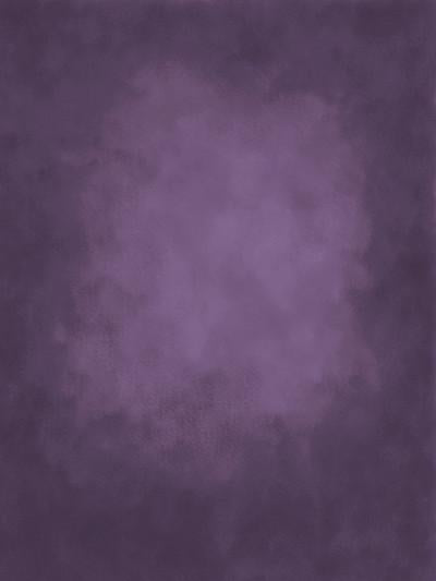 Load image into Gallery viewer, Katebackdrop£ºKate Dark Purple Texture Abstract Oliphant Type Backdrop Portait