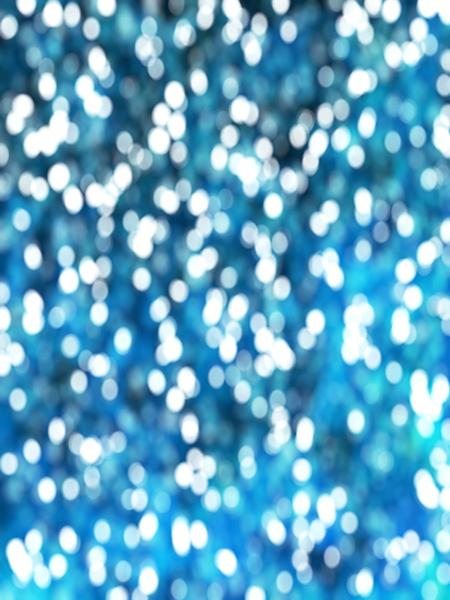 Kate Blue Bokeh Halos Backdrop Background - Kate backdrops UK