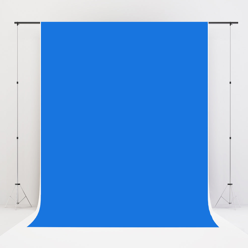 Kate Solid litter Deep Blue backdrop portrait Backdrop - Kate backdrop UK