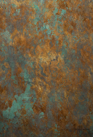 Kate Home Photo Studios Abstract Background 3x3m Microfiber Old Rusty Texture Photography Backgrounds Portrait Backdrop for Photo Studio