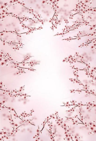 Kate Chinese cherry blossom tree designed by Veronika Gant