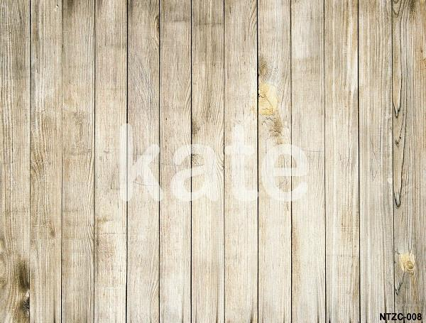 Katebackdrop£ºKate Light Brown Wood Photography Backdrop Background For Pictures