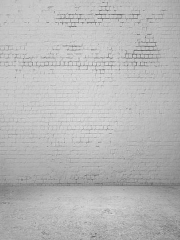 Katebackdrop:Kate White Brick Wall For Photo Studio Photography Backdrops