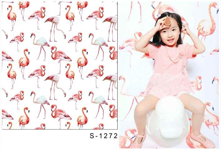 Load image into Gallery viewer, Katebackdrop:Kate Red Crane Animal Backdrop For Children