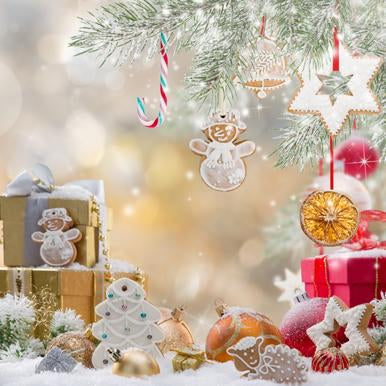 Kate Bokeh backdrop Merry Christmas Decorations for photography - Kate backdrops UK