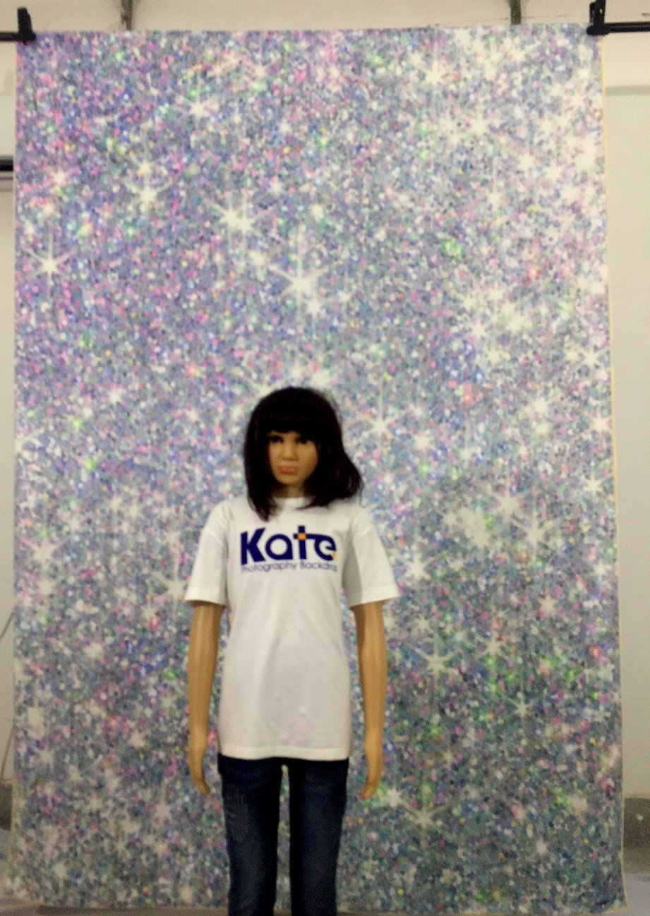 Load image into Gallery viewer, Katebackdrop£ºKate Sliver Glitter Backdrop Photography Shooting For Party Birthday