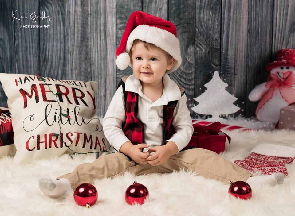 Load image into Gallery viewer, Kate Snowflake Outdoor Decoration Gray Wooden Background for Christmas Photography - Kate backdrops UK