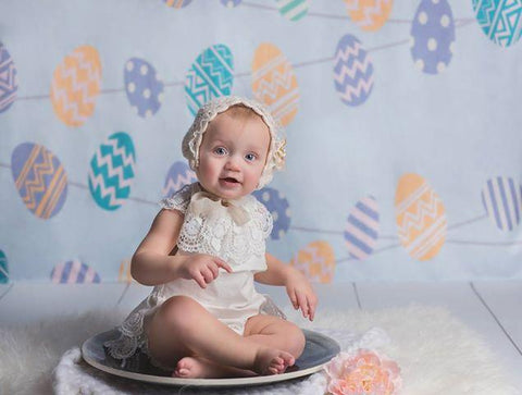 Kate Eggs Easter Backdrop for Photography designed by Jerry_Sina