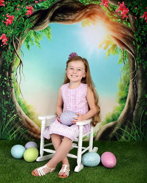Kate Fantastic Circle Tree Forest Scenery Backdrop for Photography
