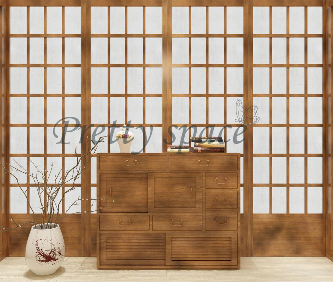 Kate Mother's Day Japanese-style Interior Backdrop Designed by Prettyspace