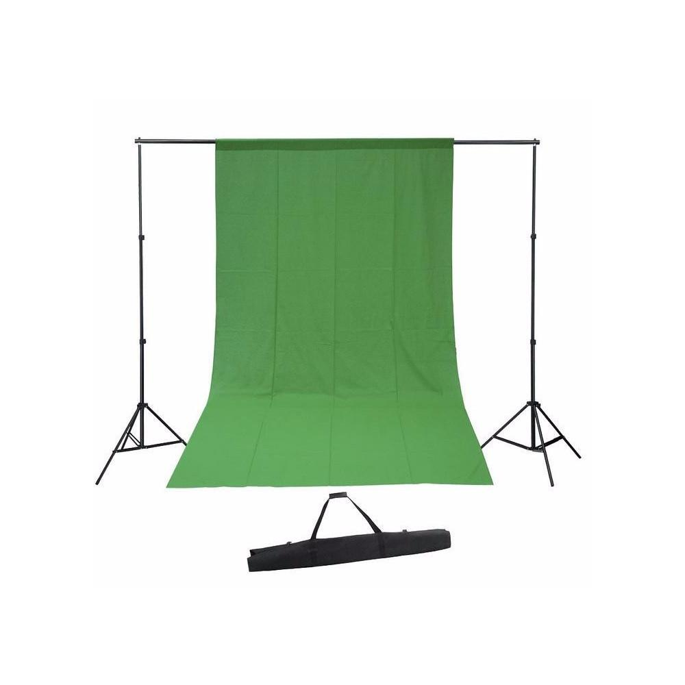 Load image into Gallery viewer, Kate Backgrounds Stand Equipment Black Framework Manual Aluminum - Kate backdrops UK