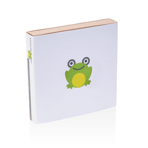 frog sustainable gift box for kids