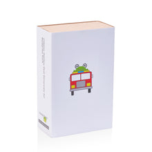 Load image into Gallery viewer, fire truck kids gift box