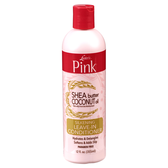 LUSTER'S PINK SILKENING LEAVE IN CONDITIONER
