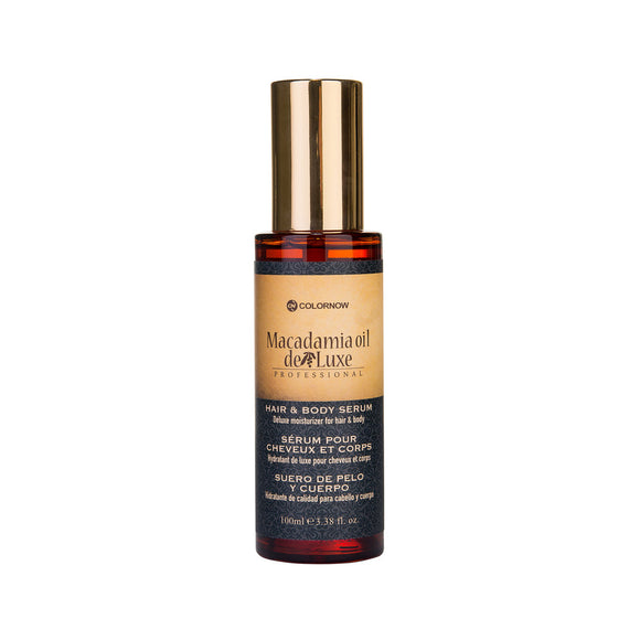 Macadamia Oil Deluxe Hair & Body Serum