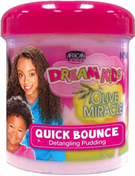 Quick Bounce Pudding