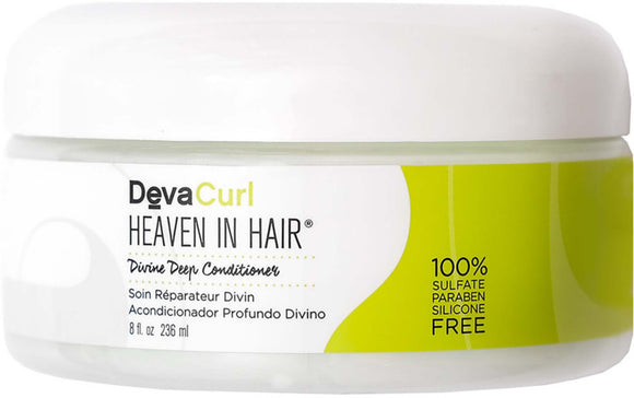 DEVA CURL HEAVEN IN HAIR DEVINE DEEP CONDITIONER
