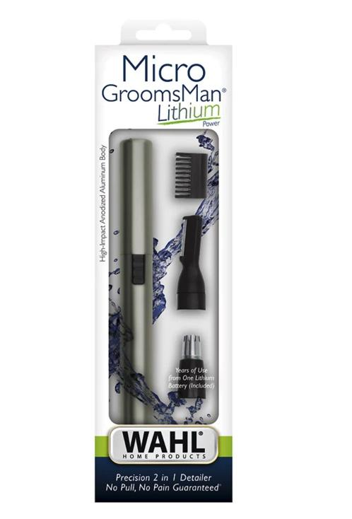 WAHL Clipper Micro Groomsman Lithium 5640 - KYROCHE BEAUTY SUPPLIES