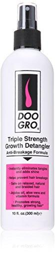Doo gro Triple Strength Anti Breakage Growth Detangler