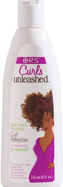 Ors Curls Unleashed Curl Refresher 8oz