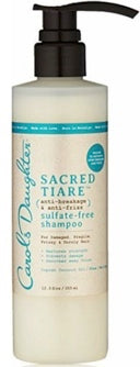 CAROLS DAUGHTER Sacred Tiare Anti-Breakage & Anti-Frizz Sulfate-Free Shampoo