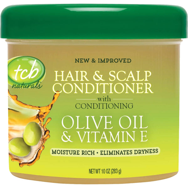TCB HAIR AND SCALP CONDITIONER OLIVE OIL AND VITAMIN E