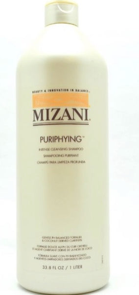 Mizani Puriphying Intense Cleansing Shampoo 33.8 oz Hair Care