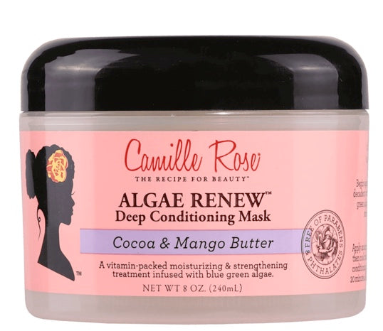Camille Rose Naturals Algae Renew Deep conditioner Mask