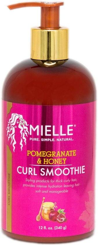 MIELLE CURL  POMEGRANATE AND HONEY SMOOTHIE