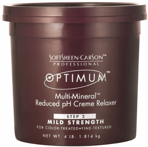 OPTIMUM MULTI MINERAL REDUCED PH CREME RELAXER