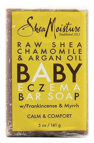 SHEAS MOISTURE ECZEMA BAR SOAP