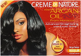 CREME OF NATURE NO LYE RELAXER