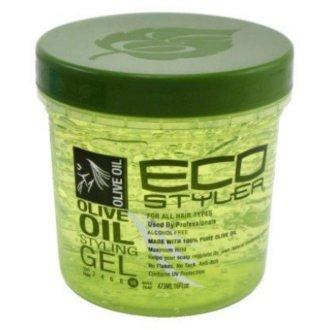 ECO STYLE PROFESSIONAL STYLING GEL OLIVE OIL