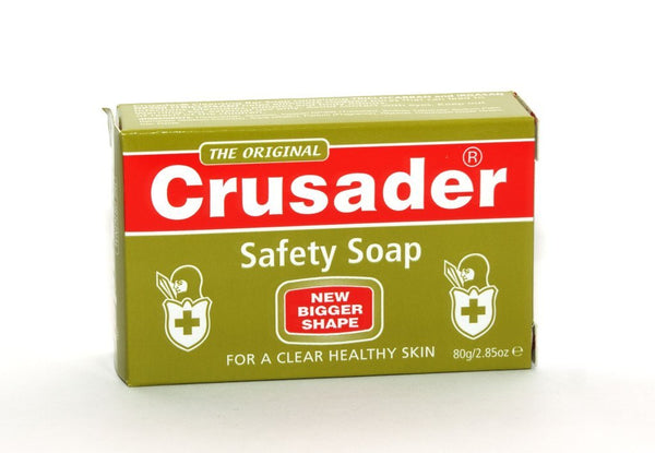 CRUSADER ORIGINAL MEDICINAL SOAP
