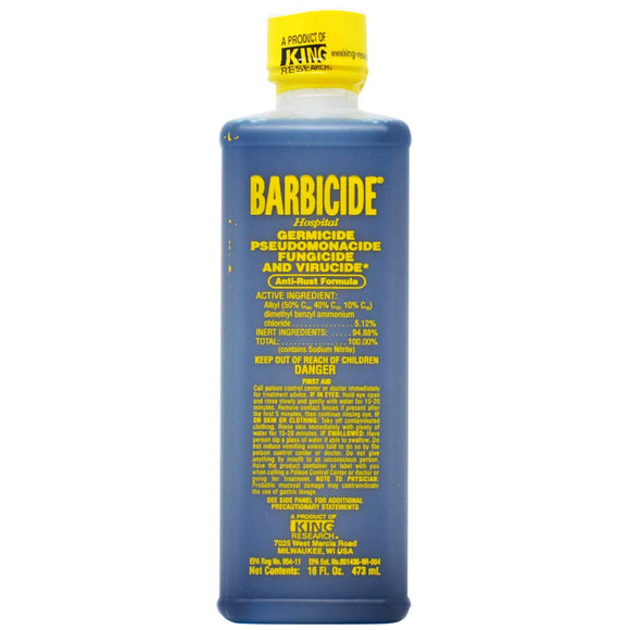 COMMERCIAL BARBICIDE