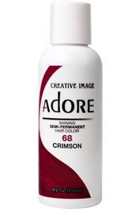 Adore Semi Permanent Hair Color (4 oz)- #68 Crimson