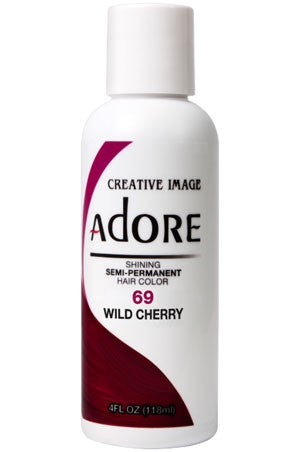 Adore Semi Permanent Hair Color (4 oz)- #69 Wild Cherry