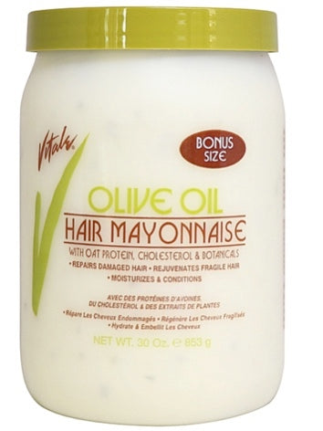 VITALE OLIVE OIL HAIR MAYONNAISE