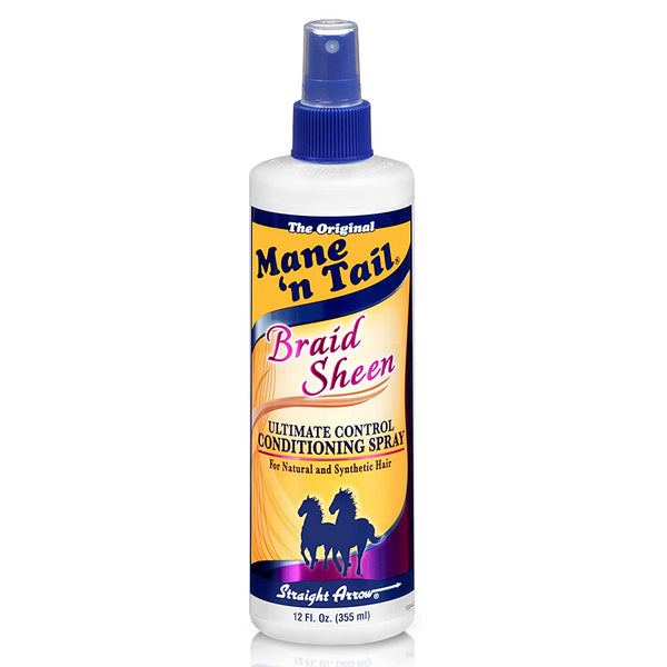 MANE N' TAIL BRAID SHEEN SPRAY
