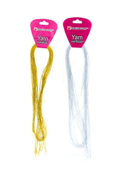 Yarn for Braiding (Gold )