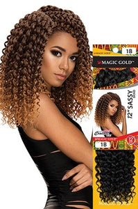 "Magic Gold Sassy 12"" Braid"